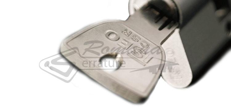 Cilindro Europeo ISEO CSR R9/R9 plus/R90